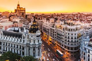 Madryt chce odebrać Londynowi tytuł medialnej stolicy Europy