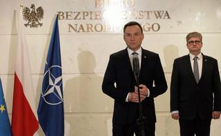BBN: Trwa analiza wniosków MON o nominacje generalskie