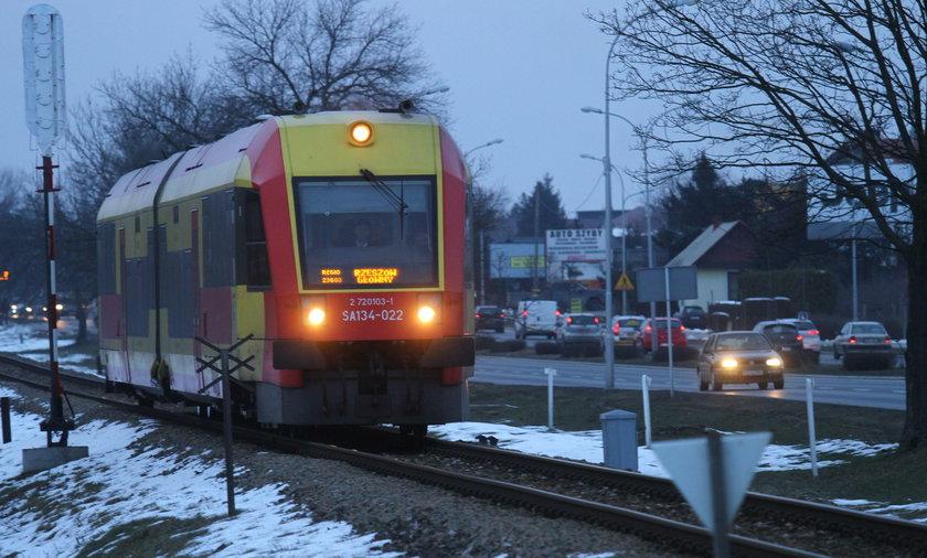 Z powodu remontów kolej wprowadza komunikację zastępczą na trasie z Rzeszowa do Lublina