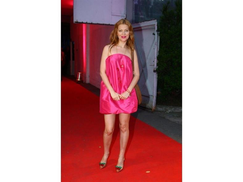 Ada Fijał w mini na Fashion Designer Awards 2011