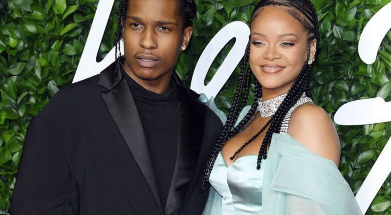 Rihanna reportedly dating longtime friend A$AP Rocky after months of romance rumours