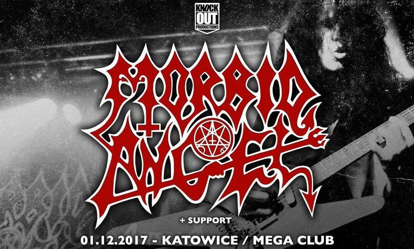 Morbid Angel przyjeżdża do Polski