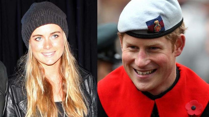 Cressida Bonas i książę Harry