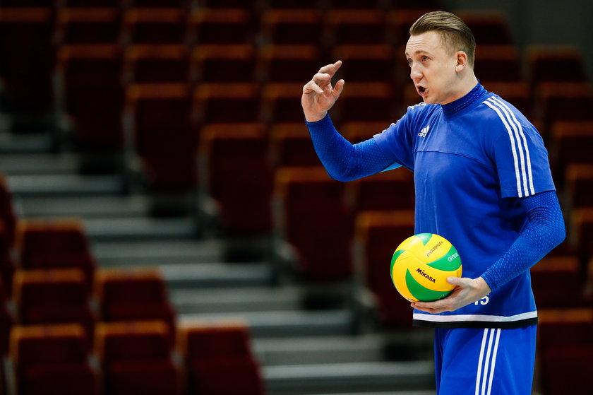 W reprezentacji Rosji nie ma go już od kilku sezonów.