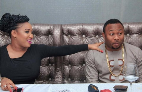 Tonto Dikeh reacts to news of alleged illegal sale of Churchill Olakunle's SUV [Herald]