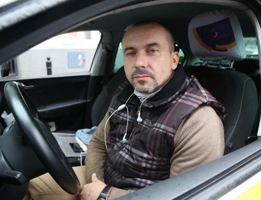 Paweł Bryła (38 l.), kierowca: