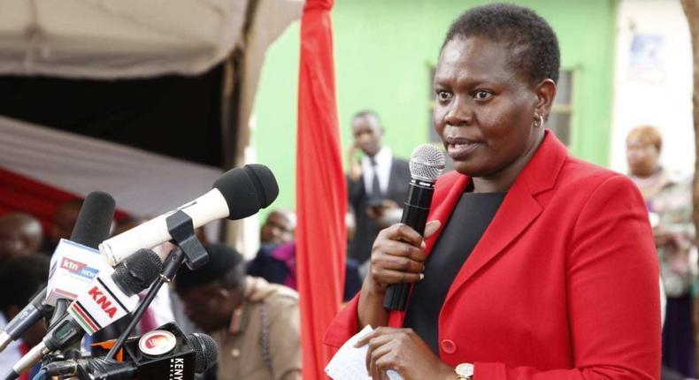 Lands CS Farida Karoney taken to court by 5 Isiolo MPs