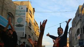 Kryzys energetyczny w Strefie Gazy - protestują tysiące Palestyńczyków