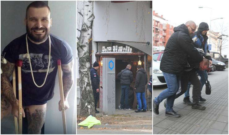 Sima Strahota optužen za ubistvo Gidre i Roklicera