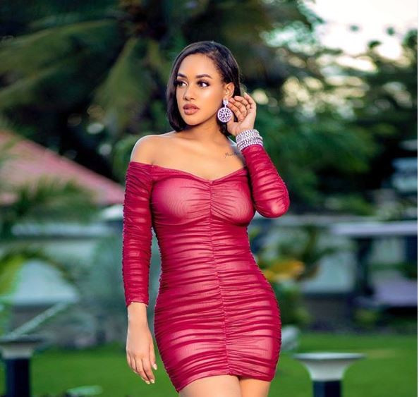 Tanasha fires warning shots to fans who doubt her music
