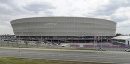 Stadion jest na minusie