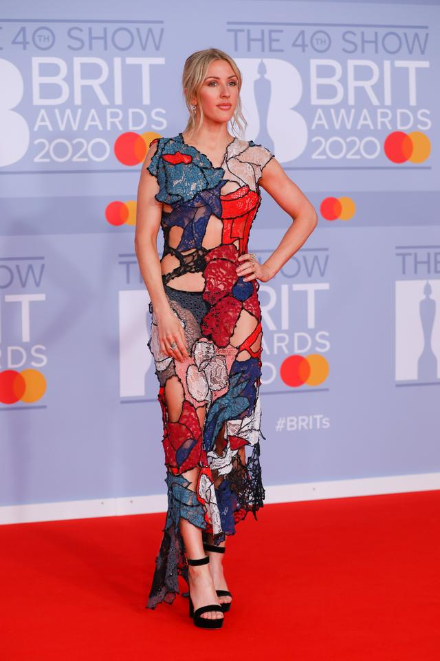 Brit Awards 2020: Ellie Goulding