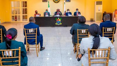 Youth representatives boycott Lagos Judicial Panel after CBN froze #Endsars promoters' accounts