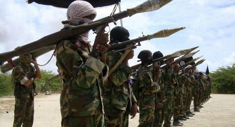 Al-Shabab Militia group