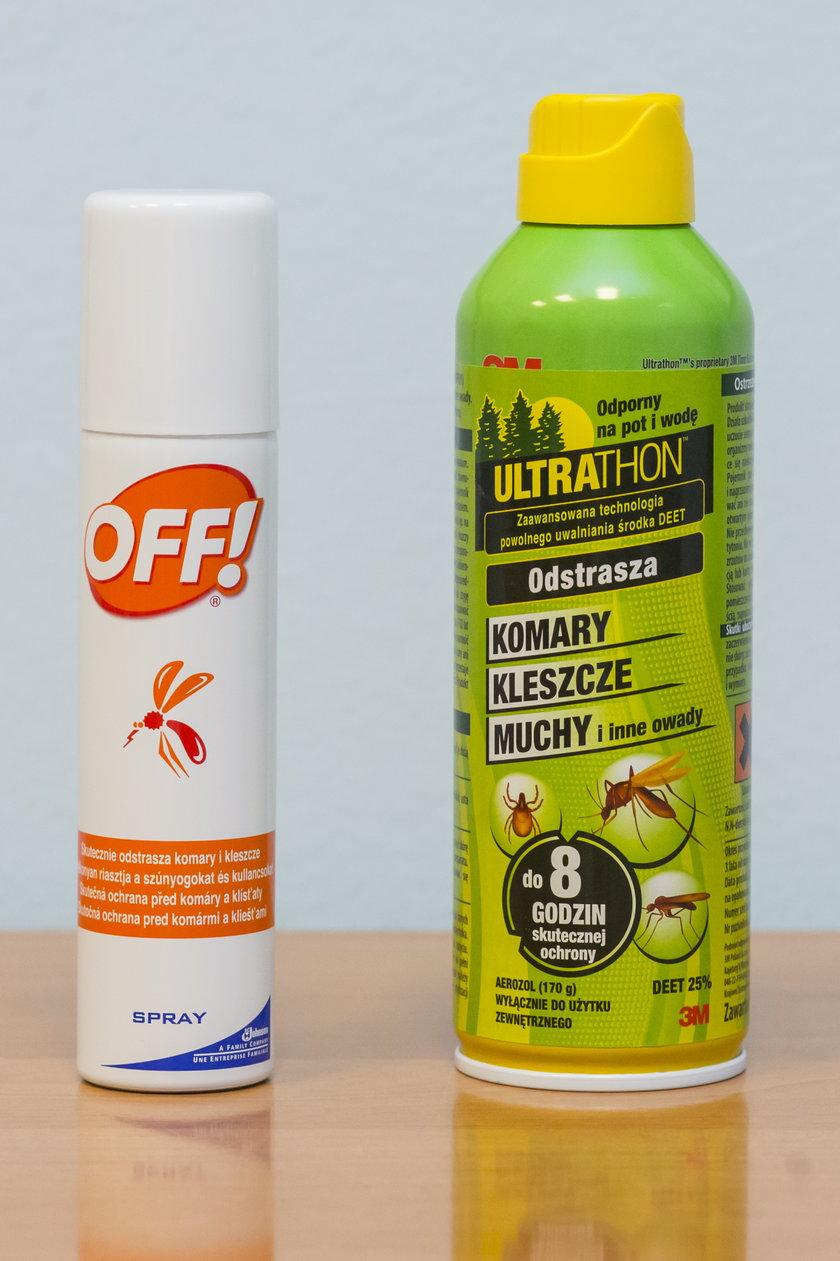 Na rynku dostępnych jest wiele preparatów odstraszających komary. Możesz je przyrządzić również sam