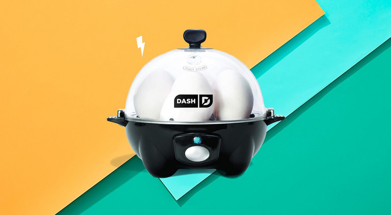 This Dash Rapid Egg Cooker Will Cook Any Style Of Eggs In Minutes