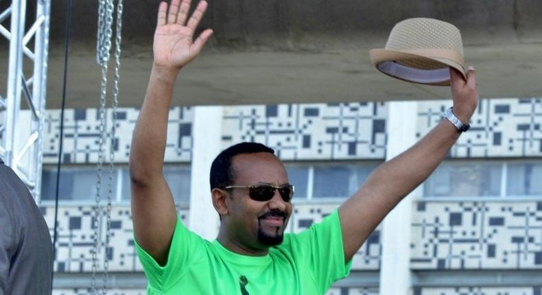 Ethiopia's Prime Minister Abiy Ahmed took office in April