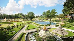 Mini Siam Miniature Village w Pattayi - Tajlandia w pigułce