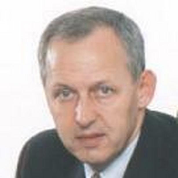 Kazimierz Sedlak, prezesem firmy Sedlak & Sedlak - Doradztwo Personlane Fot. Archiwum