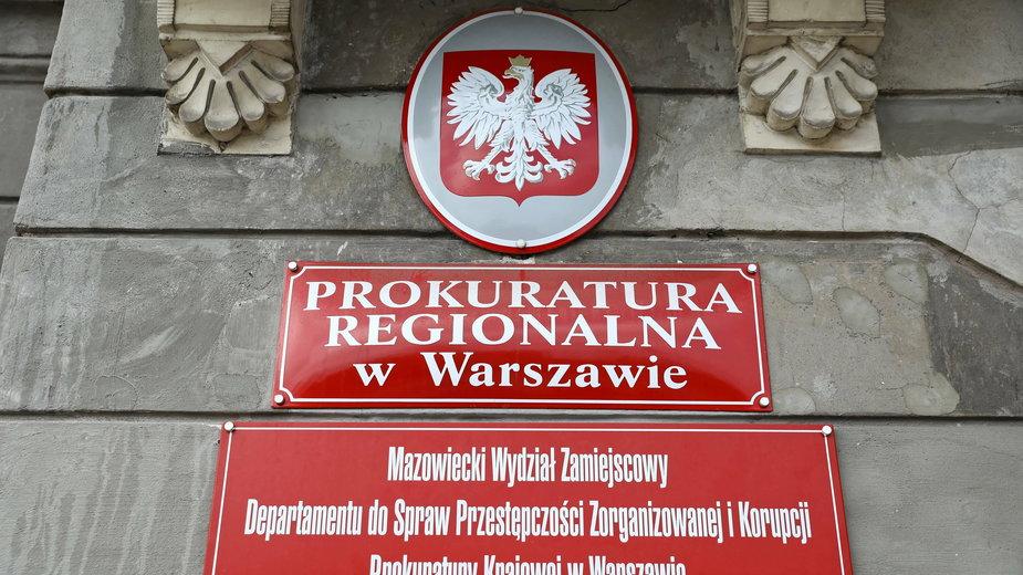 Prokuratura Regionalna w Warszawie