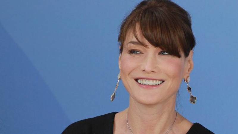Carla Bruni (fot. Getty Images)