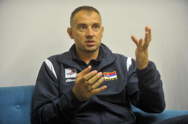 Selektor Nikola Grbić