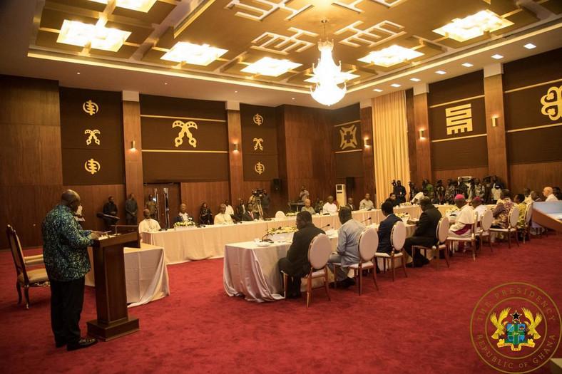 Akufo-Addo urged to meet traditional leaders over Coronavirus