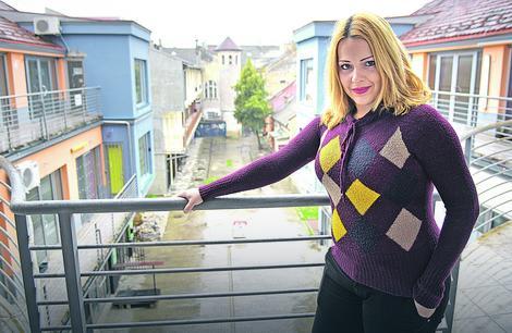 Olgica Andrić, inicijatorka projekta