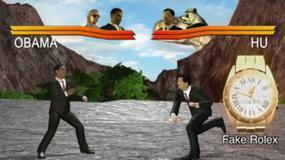 Angelina Jolie i Barack Obama w grze wideo