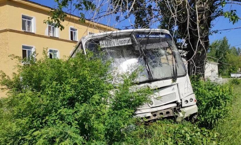 Koszmarny wypadek autobusu. Są zabici i ranni,.