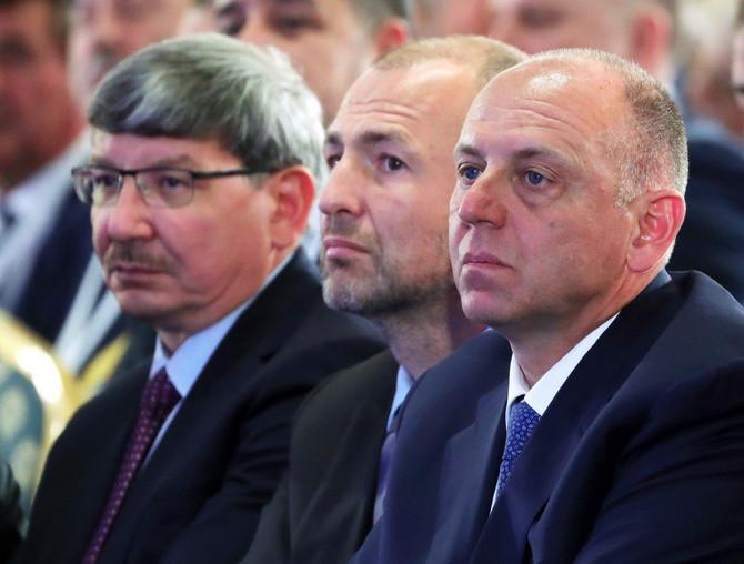 Andrej Meljničenko iz profila