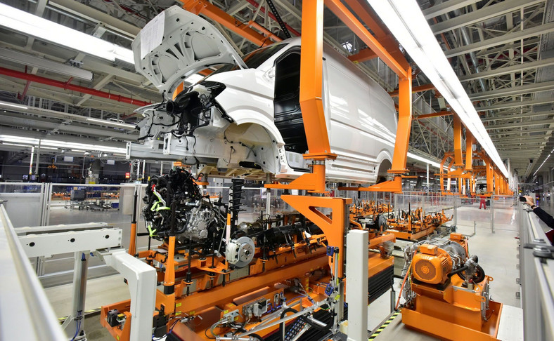 Produkcja modelu crafter odbywa się tylko w Polsce