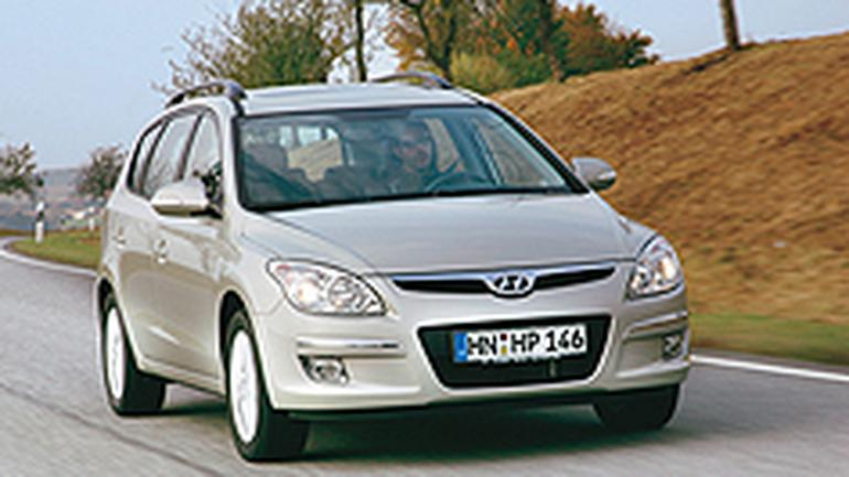 Hyundai i30CW - Koreański rywal Golfa Varianta