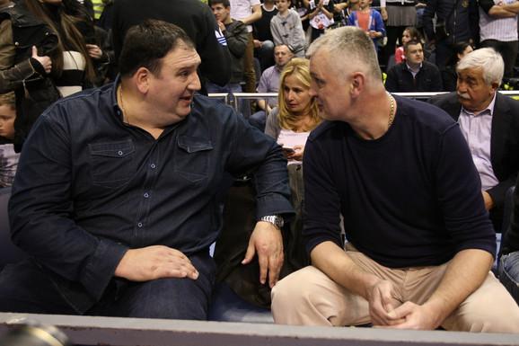 Zoran Stevanović i Žarko Paspalj
