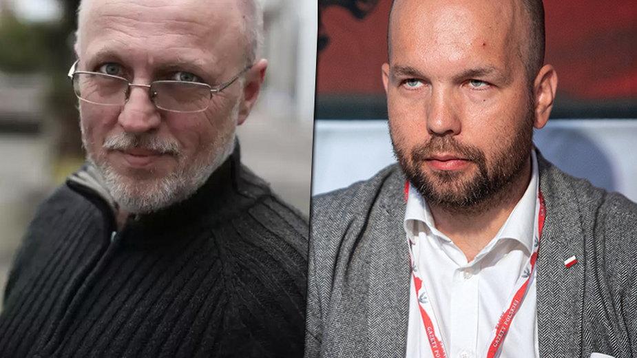 Jerzy Sułowski i Wojciech Mucha
