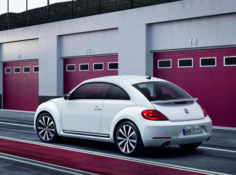 """Volkswagen wprowadza na polski rynek trzecią generację """"garbusa"""""""