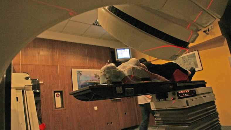 kontrola ABW w Centrum Onkologii
