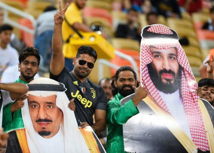 Kralj Salman i Mohamed bin Salman Ap
