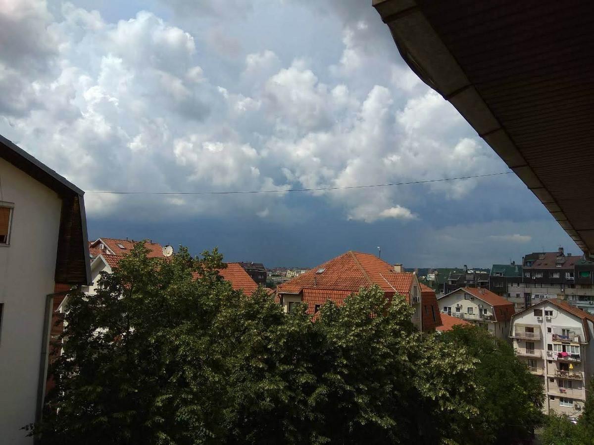 Danas oblaci i sunce, temperatura do 24 stepena