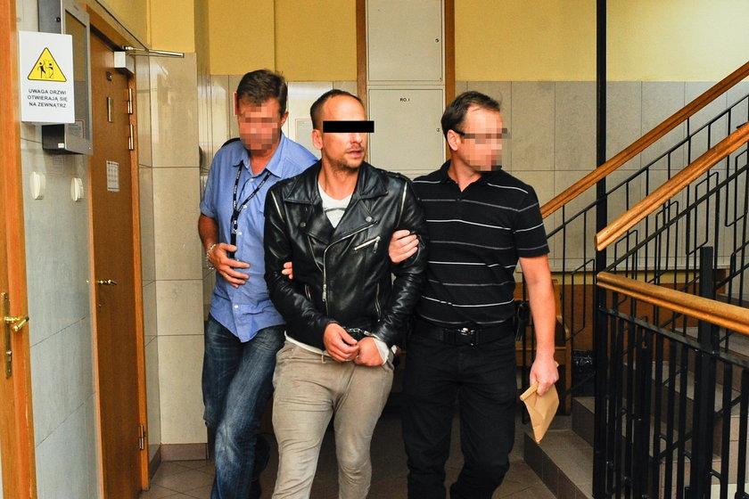 Sąd nie zgodził się zwolnić muzyka za kaucją