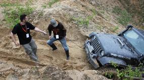 Auto Świat 4x4 Family Adventure w 2014 r. Piknik na Farmie Krzyczki w okolicy Nasielska