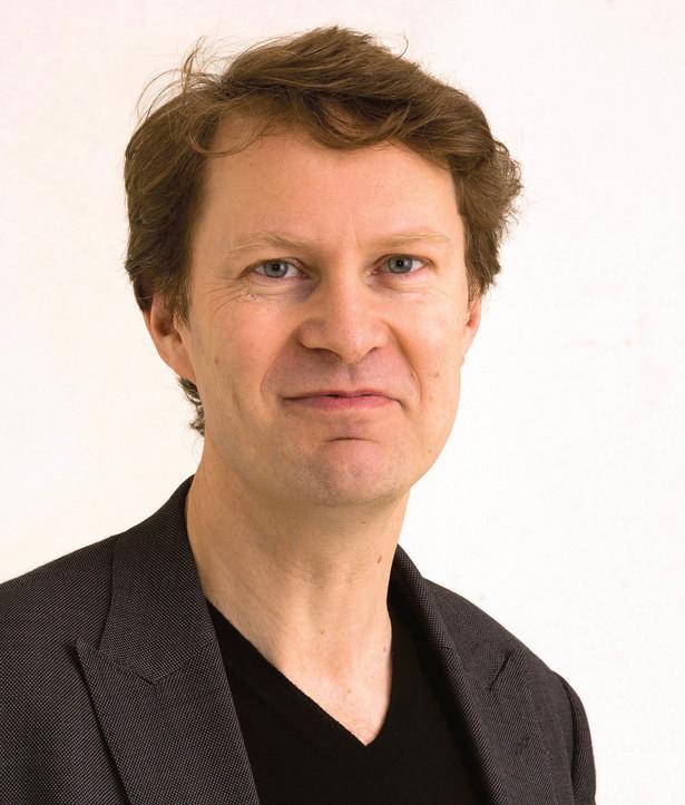 """Luke Harding - były korespondent """"Guardiana"""" w Moskwie i autor książki o sprawie otrucia Aleksandra Litwinienki radioaktywnym polonem w 2006 r."""