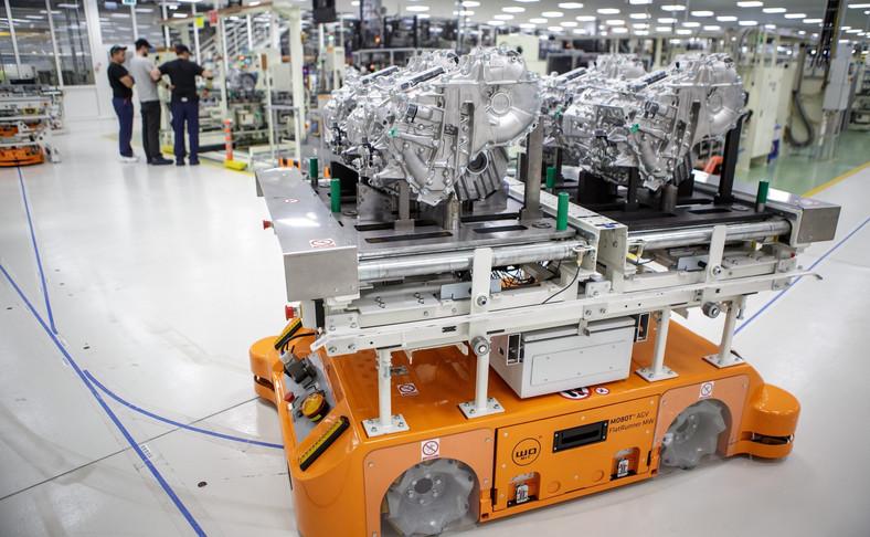 Do roku 2020 poziom zatrudnienia w zakładach TMMP wzrośnie o ok. 600 osób