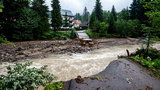 Są pieniądze na remont zerwanej przez powódź drogi