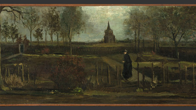 Early Van Gogh Painting Stolen From Dutch Museum