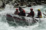 studijska poseta Tjentiste rafting