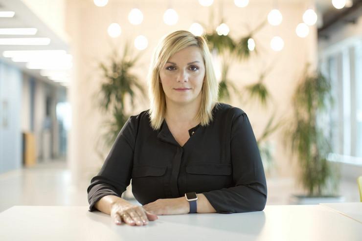 Marija Popović, predsednica Izvršnog odbora Mobi Banke (2)