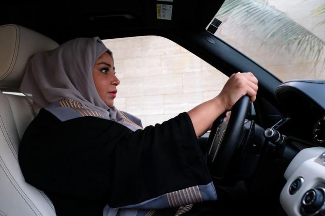 Žena za volanom? To je u Saudijskoj Arabiji ove godine istorijski događaj