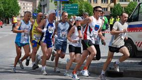 Do Gołdapi na półmaraton i kartacze