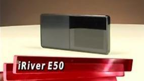 Odtwarzacz plików multimedialnych iRiver E50